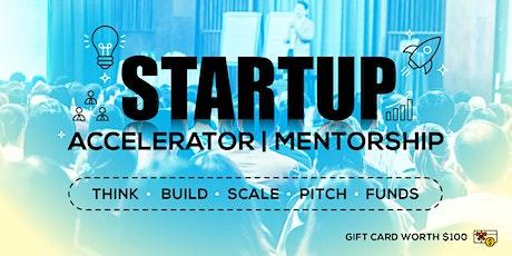 [Startups] : Mentorship Program for Startups billets