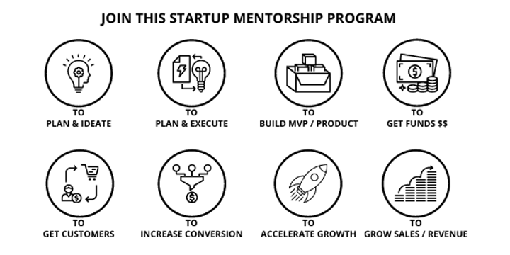 [Startups] : Mentorship Program for Startups image