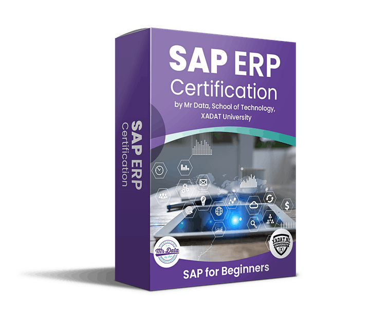 Afbeelding van SAP software training California course cost fees Mr.Data