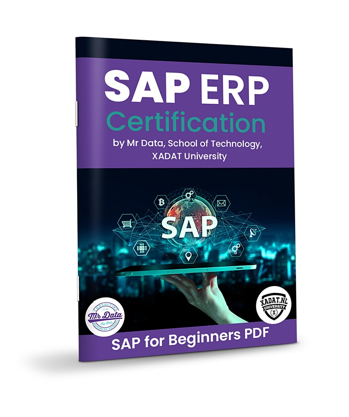 Afbeelding van SAP software training Calgary course cost fees Mr.Data