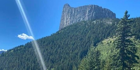Intermediate guided hike- Yamnuska tickets