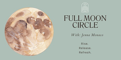 Virtual Aquarius Full Moon Ritual (4:30 PST) tickets
