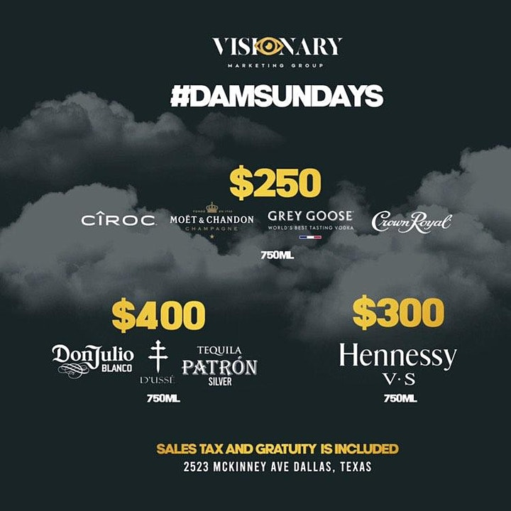 #DAMSUNDAYS in #Uptown at Turkey D.A.M! image