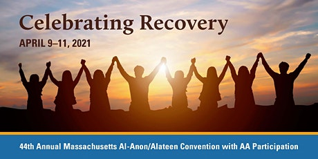 2021 Massachusetts Al-Anon/Alateen Convention with AA Participation tickets