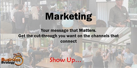 March Featured Topic: Business Marketing - Step Up - Panmure tickets