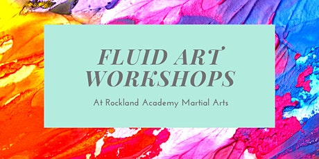 Fluid Art  Workshop tickets