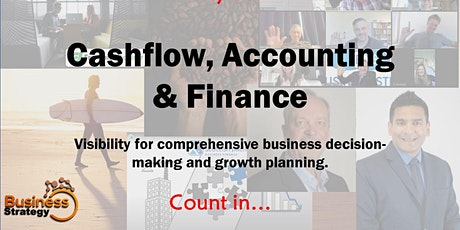 May Featured Topic: Finance, Cashflow and Accounting - Count In - CBD tickets