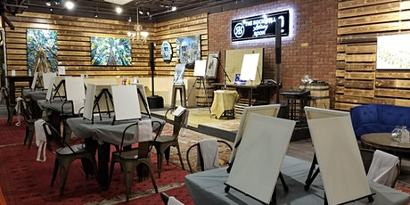 Brushes & Crushes Guided Painting Wine Social tickets
