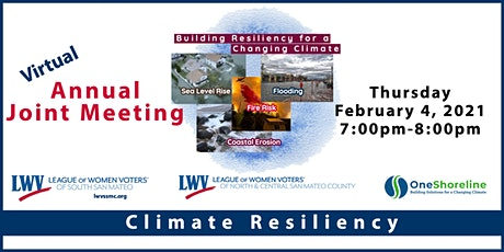 Building Climate Resiliency tickets
