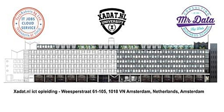 Afbeelding van SAP software training Weesperstraat 101 course cost fees Mr.Data