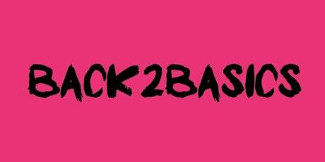 Back2Basics tickets