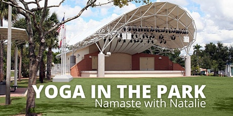 YOGA IN THE PARK (Riverside Park) tickets