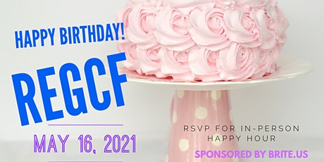 RegCF Birthday Happy Hour tickets