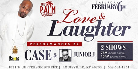 CASE - LIVE @ THE PALM ROOM tickets