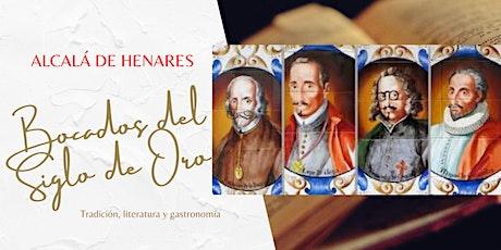 Bocados del Siglo de Oro (Alcalá de Henares) entradas