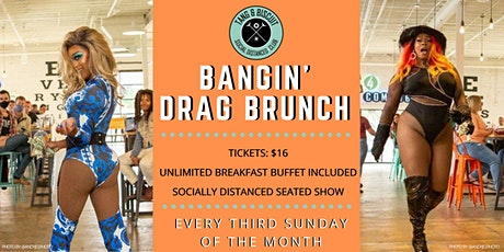 Drag Brunch at Tang & Biscuit tickets