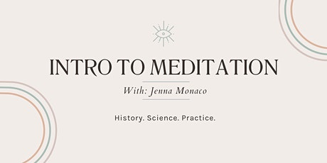 Intro to Meditation tickets
