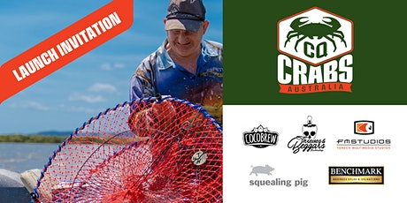 CQ CRABS Launch Lunch tickets