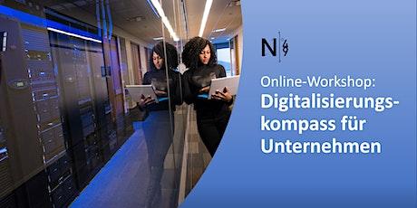 Digitalisierungskompass für Unternehmen Tickets