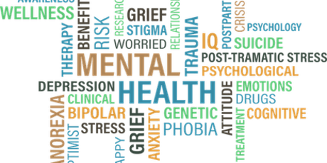 AWARENESS OF MENTAL HEALTH PROBLEMS tickets