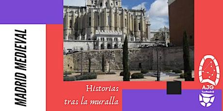Madrid  Medieval-Visita Turística entradas