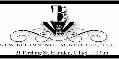 New Beginnings Ministries Sunday Morning Worship tickets