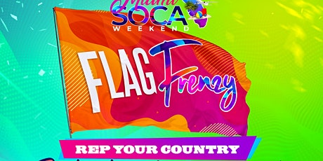 FLAG FRENZY tickets