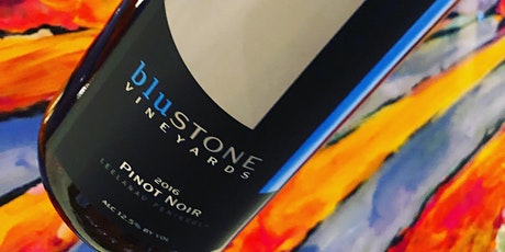 Virtual Wine Dinner with Blustone Vineyards tickets