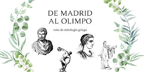 De Madrid al Olimpo entradas