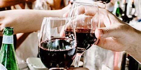 Virtual Wine Tasting With Wine Sommelier - March Session tickets