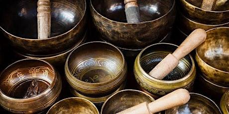 Tibetan Sound Healing and Meditation 18/01/2021 tickets