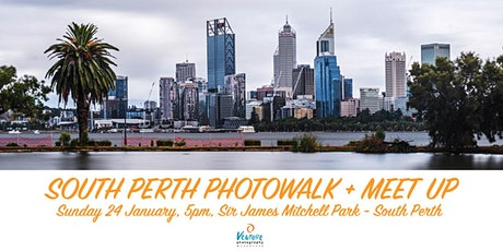 Venture New Year Photo Meetup - South Perth tickets