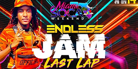ENDLESS JAM tickets