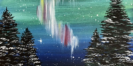 Painting Aurora Borealis Lights tickets