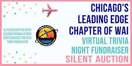 Chicago's Leading Edge Trivia and Silent Auction Fundraiser tickets