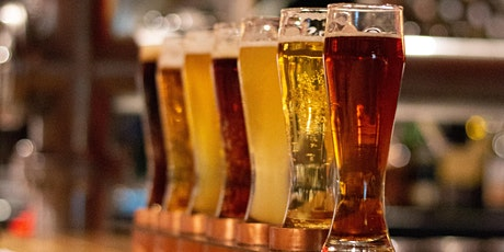 Virtual Beer Tasting With Beer Sommelier - April Session tickets