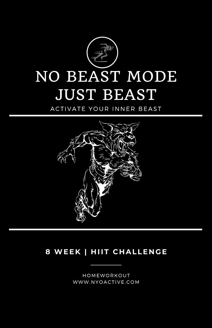 Activ8 HIIT - 8 Week Challenge image