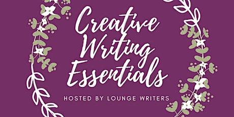 Creative Writing Essentials tickets