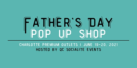Father's Day Pop Up Shop tickets
