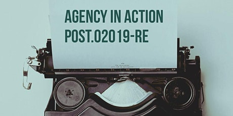SUMMER POST Module H Agency in Action tickets