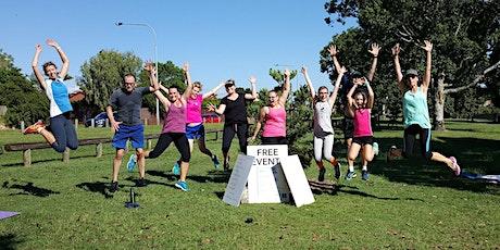 10 week fitness challenge - FREE tickets
