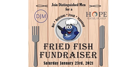 Distinguished Men, Inc. Fish Fry Fundraiser tickets