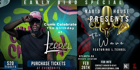 L. Terrel Birthday Live Concert ATL presented by Nagid House Entertainment tickets