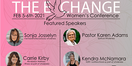 The ROCK Columbus Women's Conference 2021 The Exchange tickets