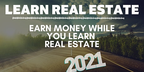 REAL ESTATE INVESTING - EARN WHILE LEARN - ATL  ----Introduction tickets