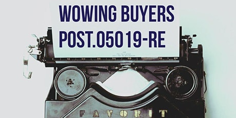 FALL POST Module D Wowing Buyers tickets