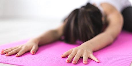 Yoga & meditation(FREE) tickets