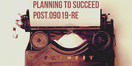FALL POST Module C Planning to Succeed tickets