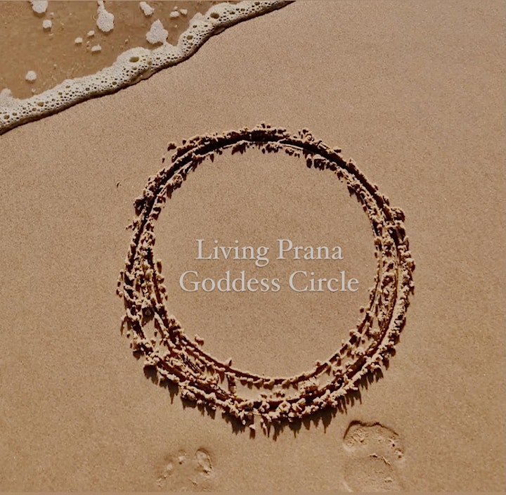 Living Prana GODDESS CIRCLE image
