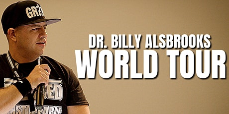 (ATLANTA) BLESSED AND UNSTOPPABLE: Billy Alsbrooks Motivational Seminar tickets